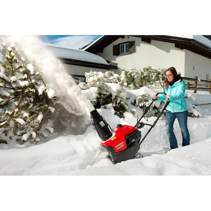 Снегоуборщик  Honda HS 750 EA