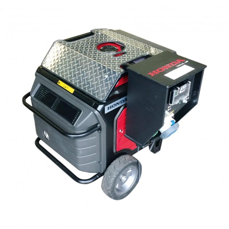 Металлическое защитное устройство для топливного бака  Honda 32390-Z37-003HE