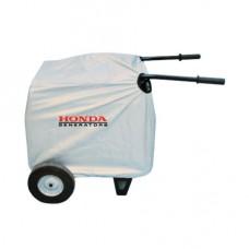 Серый чехол  Generators для генераторов с колесами и стационарными ручками  Honda 08P58-Z22-600