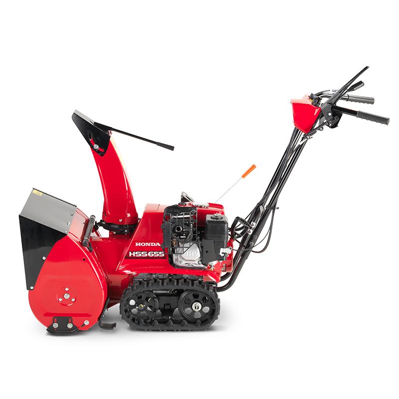 Снегоуборщик  Honda HSS 655 ETD1 (самоходный)
