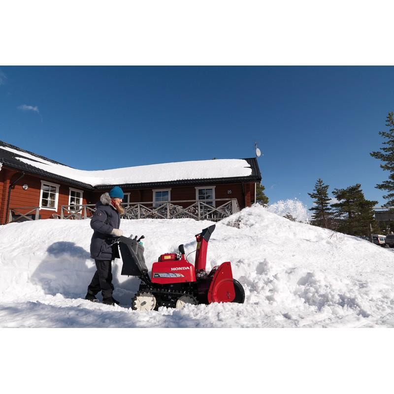 Снегоуборщик  Honda HSM 1390 IKZE гибридный