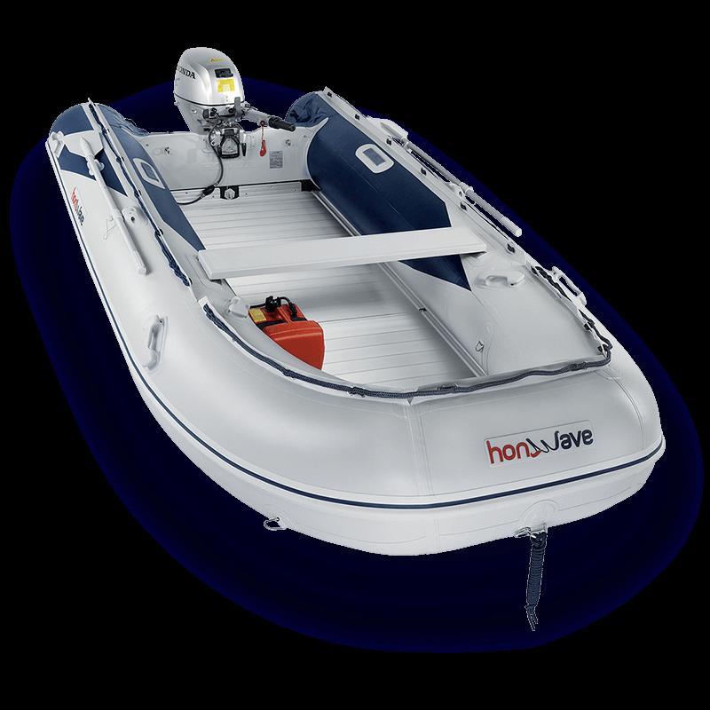 Hадувная лодка  Honda T40 AE2