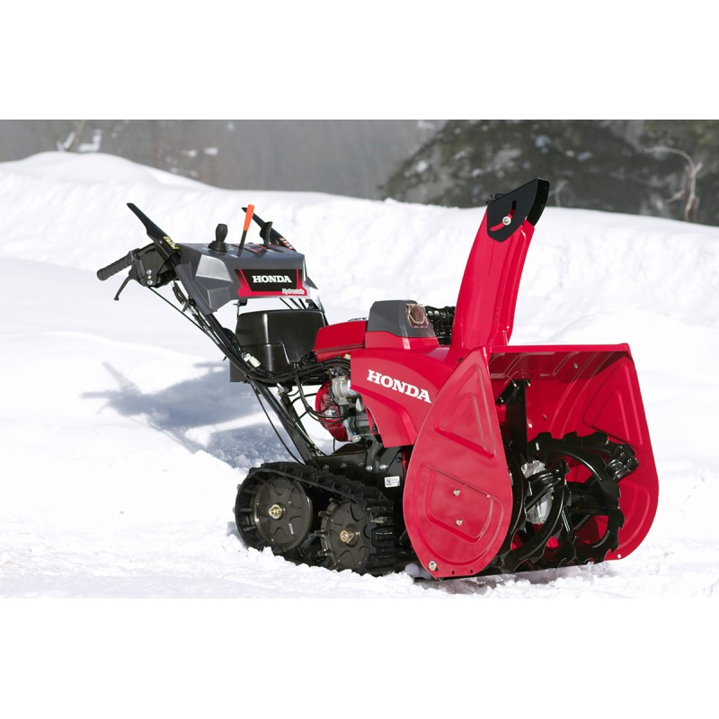 Снегоуборщик  Honda HSS 760A ETD серия 7
