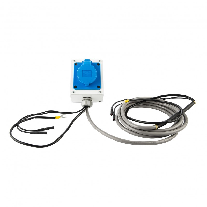 Соединительные кабели для параллельной работы