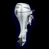 Лодочный мотор BF20DK2 SHU